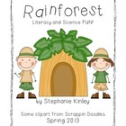 Rainforest- Literacy Fun - Common Core Aligned