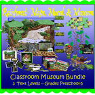 Rainforest: Maps, Mural, and Mini Museum (Complete Bundle)