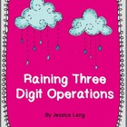 Raining Three Digit Operations