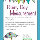 Rainy Day Measurement