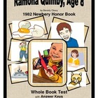 Ramona Quimby, Age 8  Whole Book Test