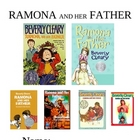 Ramona and Her Father Questions and Activities