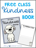 Random Acts of Kindness Class Book Template - Whimsy Works