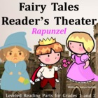 Rapunzel: Reader's Theatre for Grades 1 and 2