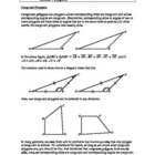 Ratios & Proportions w/ Congruent & Similar Polygons (Less
