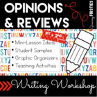 Rave Reviews and Opinions - A Common Core Writing Workshop