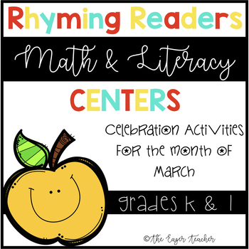 Read Across America Week K-1 Literacy and Math Resources