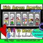 Read Across America and Beyond Bookmarks