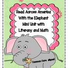 Read Across America with the Elephant ~Math and Literacy Centers