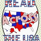 Read Across The USA {A Reading Project}