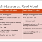 Read Aloud with Accountable Talk Powerpoint
