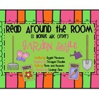 Read Around the Room - Plants/Garden Style