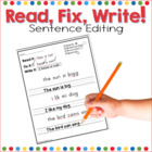 Read, Fix, Write!
