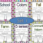 Read Trace Glue and Draw Set 1