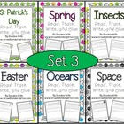 Read Trace Glue and Draw Set 3