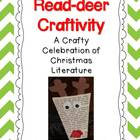 Read-deer Craftivity and Extension Activities
