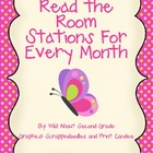 Read the Room Stations for Every Month