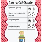 Read to Self Rubric