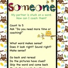 Read to Someone Coaching Bookmark