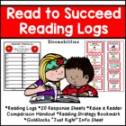 Read to Succeed Reading Logs and Homework Program