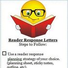 Reader Response Checklist/Quality Management Tools for students
