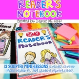 Reader's Notebook and Binder: For the Students!