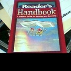 Reader&#039;s Handbook, Student Guide for Reading/Learning