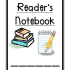 Reader's Notebook Binder Dividers