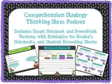 Reader's Notebook Comprehension Strategy Thinking Stems