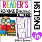 Reader&#039;s Response Bookmarks