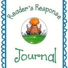 Reader&#039;s Response Journal Rubric/Questions - Common Core Aligned