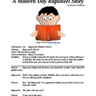 Reader&#039;s Theater -- A Modern Day Rapunzel Story