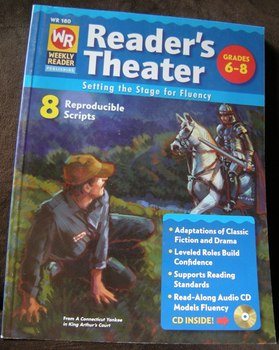 Reader's Theater  Adaptations of Classics Plays with CD 8 scripts