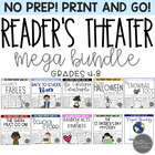 Reader's Theater CCSS MEGA BUNDLE for the Middle Grades to