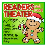 Reader's Theater: Christmas, Gingerbread, Candy Cane