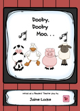Readers' Theater: Dooby, Dooby, Moo