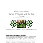 Reader&#039;s Theater:  &quot;Jamie O&#039;Rourke and the Big Potato&quot; by 
