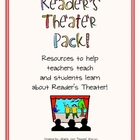 Reader&#039;s Theater Pack!  Printables &amp; Activities for Your Unit!