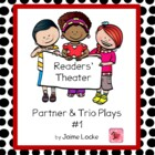 Readers&#039; Theater: Partner Plays