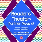 Readers&#039; Theater: Partner &amp; Trio Plays #3