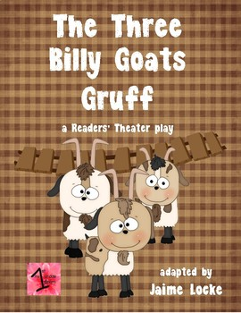 Readers' Theater: The Three Billy Goats Gruff