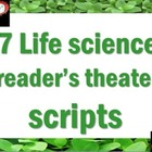 Readers Theater scripts: Five science scripts (1)
