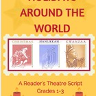 Reader&#039;s Theatre Script for 1st Grade  BUNDLED  Holidays, 