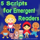 Reader&#039;s Theatre for Emergent Readers