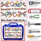 Reader&#039;s Tool Box of Reading Strategies!