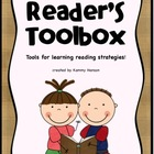 Reader's Toolbox - Teaching Reading Strategies in a Fun an