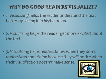 Reader's Toolbox: Visualizing