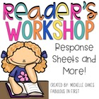 Reader&#039;s Workshop Response Sheets: Comprehension Graphic O