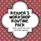 Reader&#039;s Workshop Routine Pack