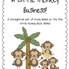 Reading: A Little Monkey Business
